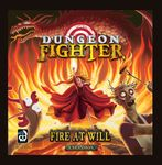 Board Game: Dungeon Fighter: Fire at Will