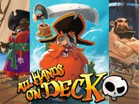 Board Game: All Hands On Deck