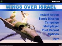 Video Game: Wings Over Israel