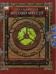 RPG Item: d20 Character Record Sheets