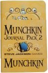 Board Game: Munchkin Journal Pack 2