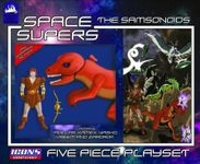 RPG Item: Space Supers #08: The Samsonoids (ICONS)