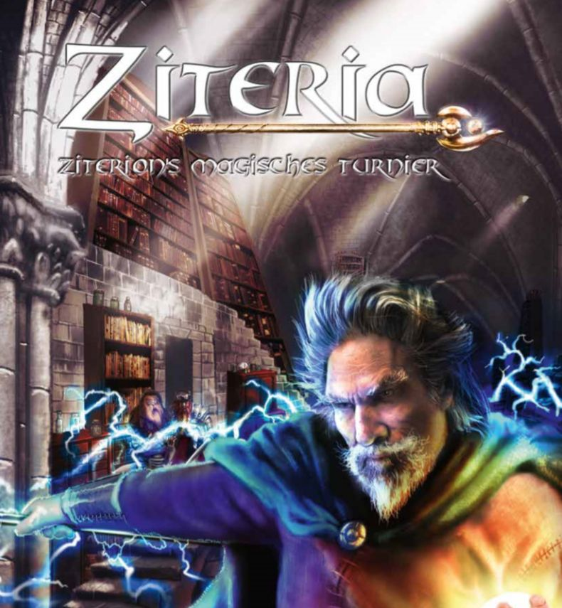 Ziteria: Ziterion's Magic Tournament