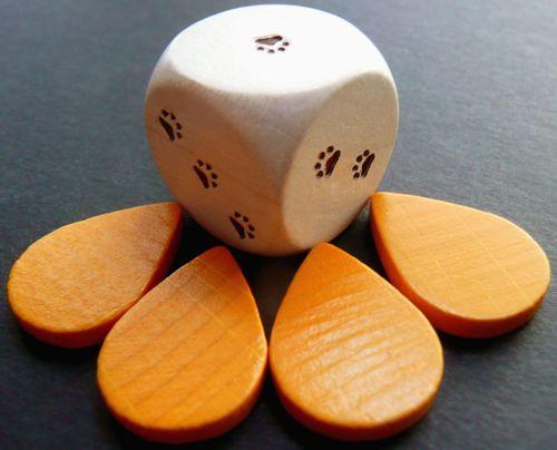 Board Game: Nasenbär