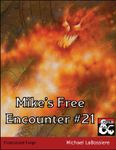 RPG Item: Mike's Free Encounters #21: Frostcursed Forge