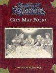 RPG Item: City Map Folio