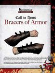 RPG Item: Call to Arms: Bracers of Armor