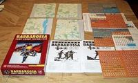 Board Game: Barbarossa: Army Group Center, 1941
