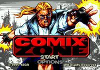Video Game: Comix Zone