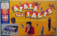 Board Game: State the Facts