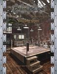RPG Item: DramaScape Modern Volume 37: Boxing Gym