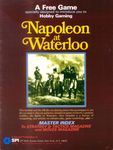 Board Game: Napoleon at Waterloo