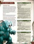 RPG Item: The Disquiet Spirits