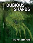 RPG Item: Dubious Shards