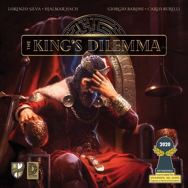 The King S Dilemma Board Game Boardgamegeek Join facebook to connect with king phot and others you may know. the king s dilemma board game