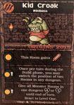 Board Game Accessory: Boss Monster: Kid Croak Alternate Art