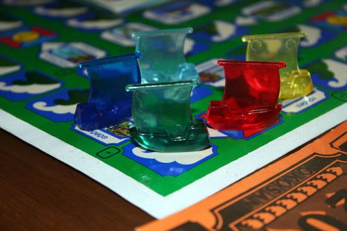 Board Game: Kereskedj okosan!