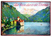 Board Game: Die Reise durch die Schweiz