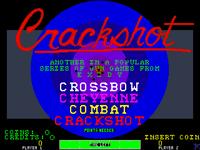 Video Game: Crackshot