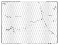 RPG Item: Campaign Map 18: Southern Reaches – Players Map