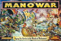 Board Game: Man O' War