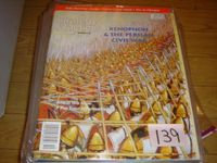 Board Game: Xenophon: 10,000 Against Persia