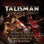 Video Game: Talisman: The Horus Heresy – Heroes & Villains Character Pack – Sanguinius and Ka'Bandha
