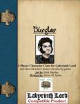 RPG Item: Burglar