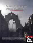 RPG Item: Backgrounds of Faerun: Nations of Destruction