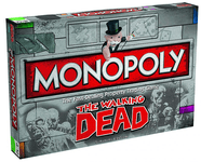 Board Game: Monopoly: The Walking Dead – Survival Edition