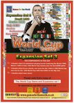 Board Game: The World Cup Game:  Expansion Set 3