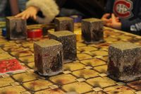 Board Game: Fearsome Floors