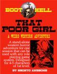 RPG Item: That Poor Girl