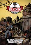 RPG Item: Maximum Apocalypse the Roleplaying Game Gamemaster Guide