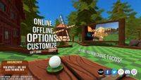 Video Game: Golf With Your Friends