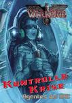 RPG Item: Kontrolle Krise: Agentes del DAE
