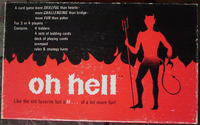 Board Game: Oh Hell!