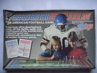 Board Game: Touchdown: The American Football Game