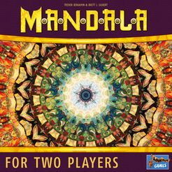Mandala Cover Artwork