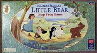 Board Game: Little Bear Leap Frog Game