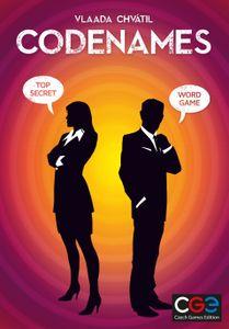 Codenames Cover Artwork