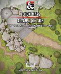 RPG Item: Tehox Maps Altar of the Sun (Day)