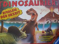 Board Game: Dinosaurs: The Game of Survival
