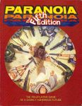 RPG Item: Paranoia, The Fifth Edition