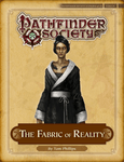RPG Item: Pathfinder Society Scenario 4-16: The Fabric of Reality