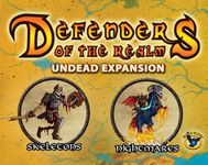 Board Game: Defenders of the Realm: Minions Expansion – Undead