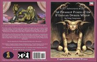 RPG Item: 1 on 1 Adventures #06.66: The Pleasure Prison of the B'thuvian Demon Whore