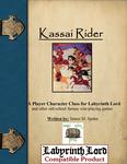 RPG Item: Kassai Rider