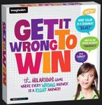 Board Game: Get It Wrong To Win