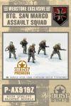 "Board Game: Dust 1947: The Regia Marina ""Battaglione San Marco Assault Squad"""